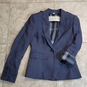 Burberry brit nova check blazer. Burberry coat